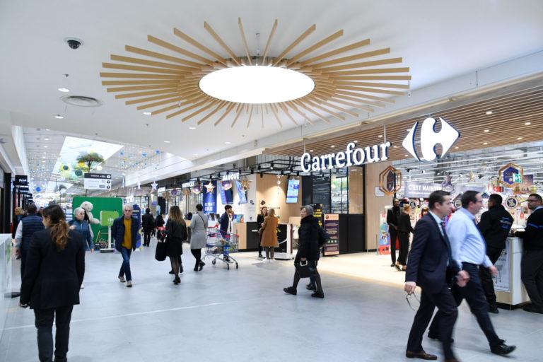 Carrefour Rennes Cesson